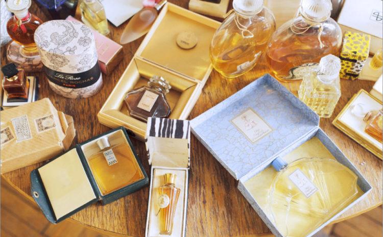 Правила хранения парфюмерии