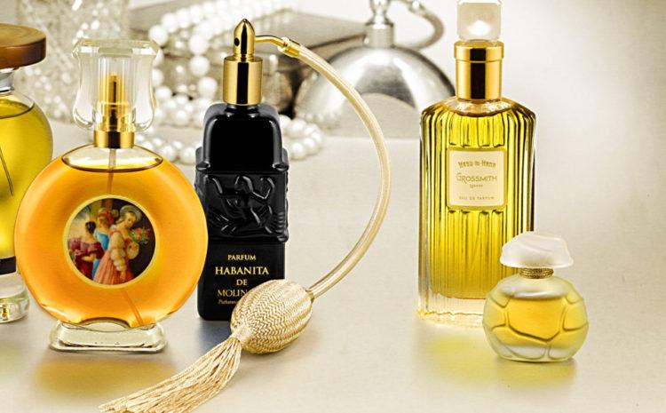 Виды парфюмерии: духи, туалетная вода, парфюмированная вода, одеколон, лосьон, дезодорант